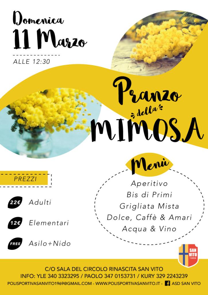 Pranzo-mimosa