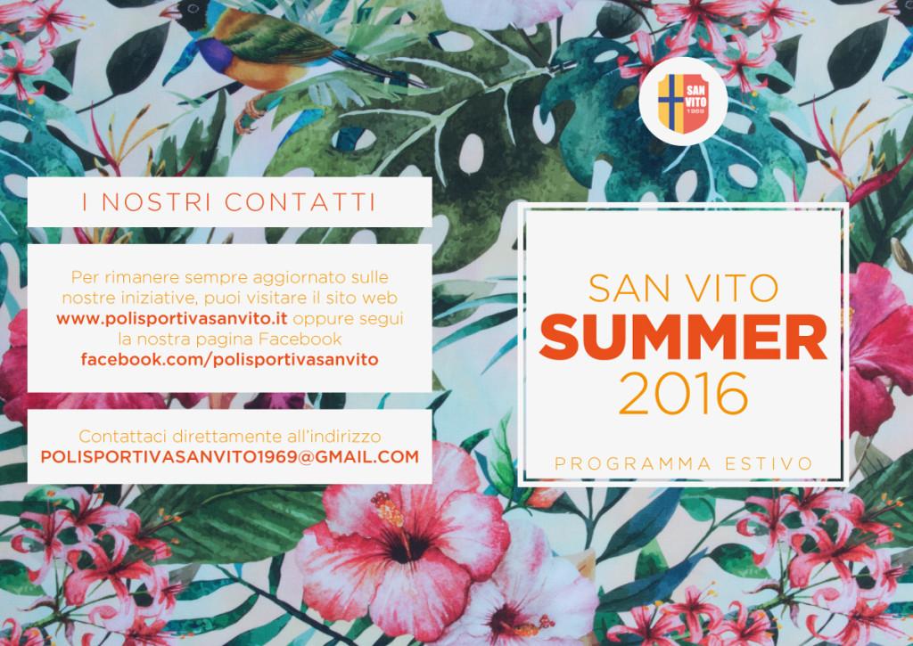 San Vito Summer